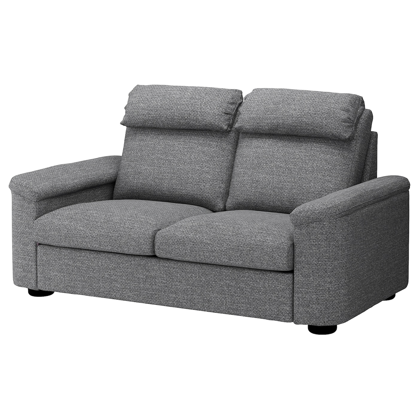 Lidhult 2 Seat Sofa Bed Lejde Grey