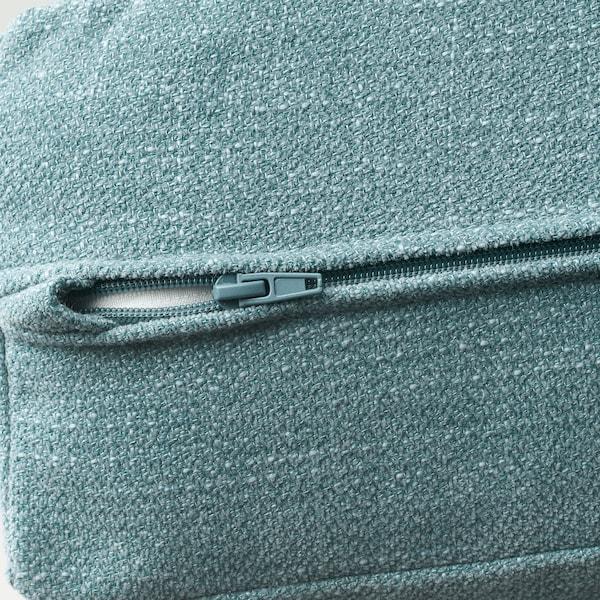LIDHULT 3-seat sofa, Gassebol blue/grey