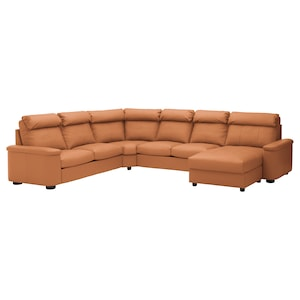 Cover: With chaise longue/grann/bomstad golden-brown.