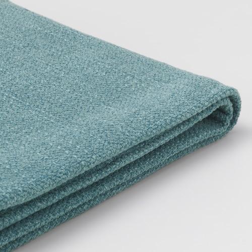 LIDHULT Cover for armrest, Gassebol blue-grey
