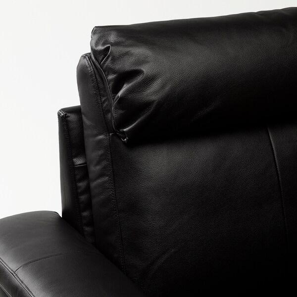 LIDHULT 3-seat sofa Grann/Bomstad black 102 cm 76 cm 259 cm 98 cm 7 cm 211 cm 53 cm 45 cm