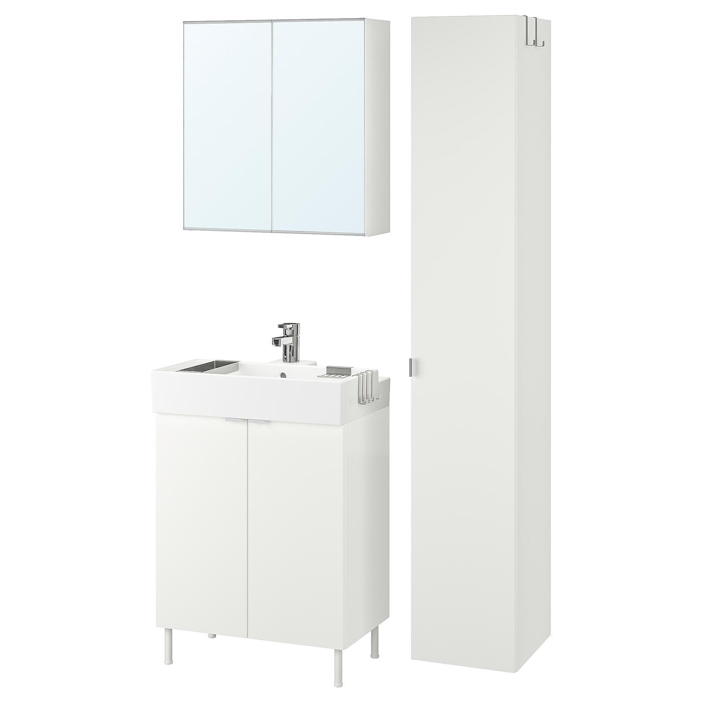 LillÅngen Bathroom Furniture Set Of 6
