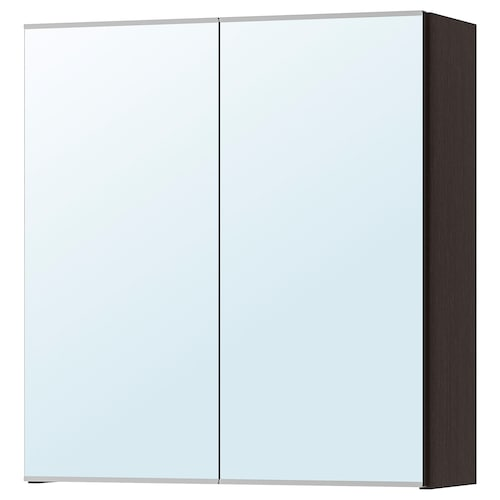 IKEA LILLÅNGEN Mirror cabinet with 2 doors