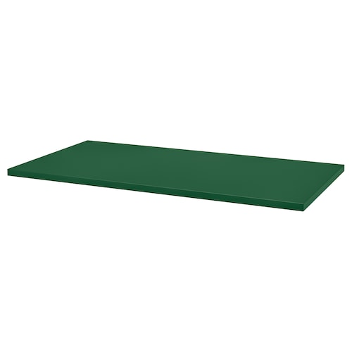 LINNMON table top green 150 cm 75 cm 3.4 cm 50 kg