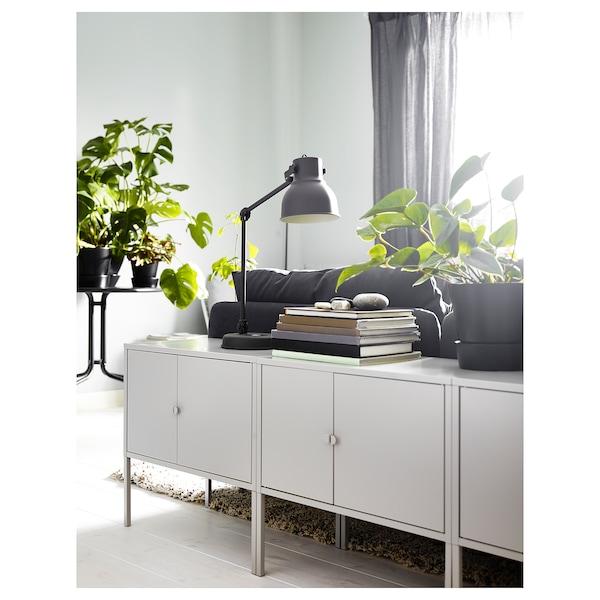 LIXHULT cabinet metal/grey 5 kg 35 cm 57 cm 60 cm 35 cm 22 cm