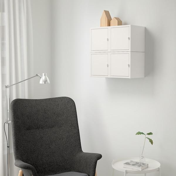 IKEA LIXHULT Wall-mounted cabinet combination
