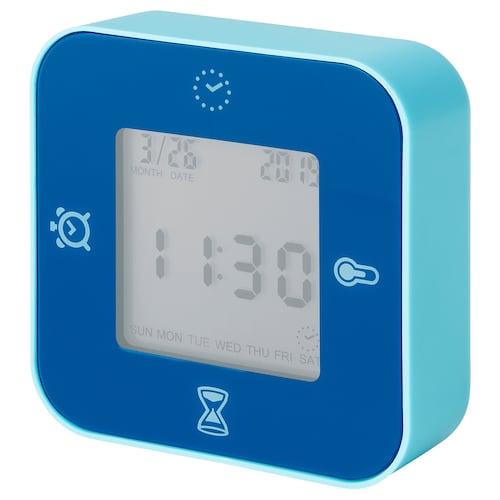 IKEA LÖTTORP Clock/thermometer/alarm/timer