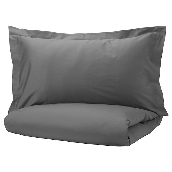 IKEA LUKTJASMIN Quilt cover and pillowcase