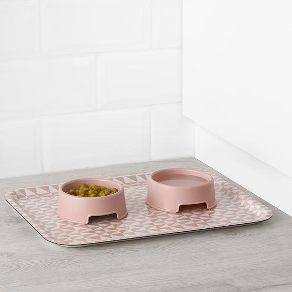 LURVIG bowl pink 5 cm 13 cm 0.3 l