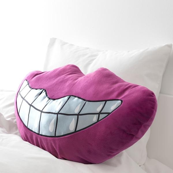 LUSTIGT Cushion, mouth