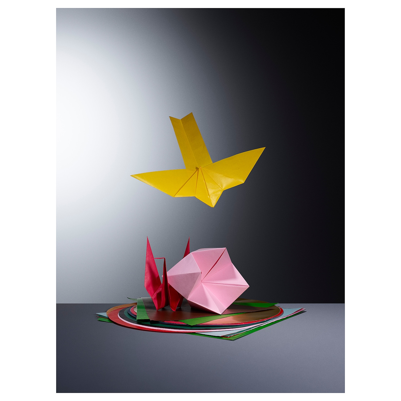 Every Origami: 15 Origami Inspired Product Designs | Design Swan | 1400x1400
