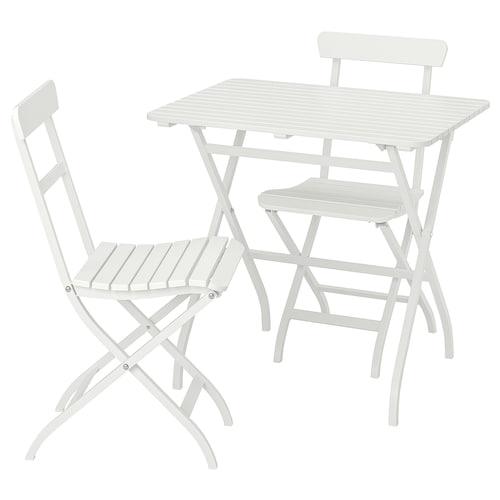 IKEA MÄLARÖ Table+2 chairs, outdoor