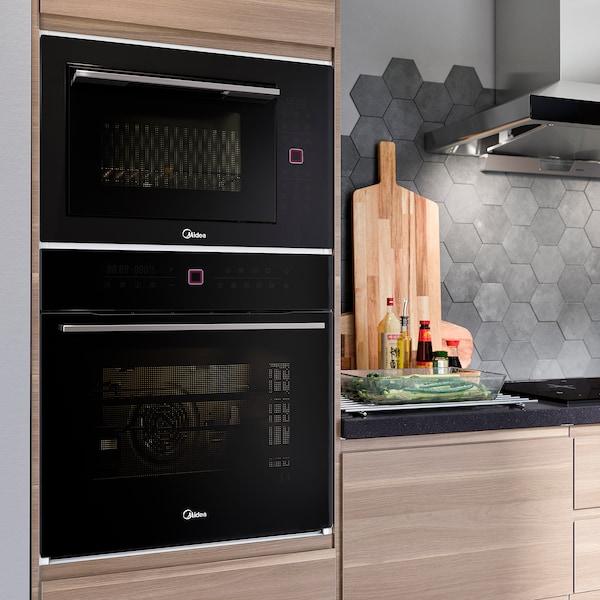 MATFANTAST ET1065MY-01SE Forced air oven, black