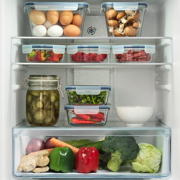 MEDELPUNKT BCD-276WTGM(YJ) fridge/freezer with 4 doors gold-colour/No Frost 63 cm 68 cm 183 cm 1.7 m 142 l 95 l 74 kg