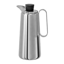 METALLISK vacuum flask, stainless steel