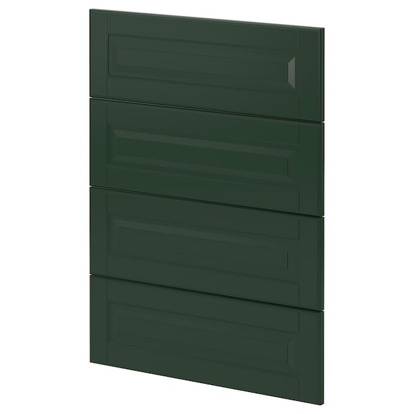 METOD 4 fronts for dishwasher Bodbyn dark green 60.0 cm 88.0 cm 80.0 cm 1.9 cm