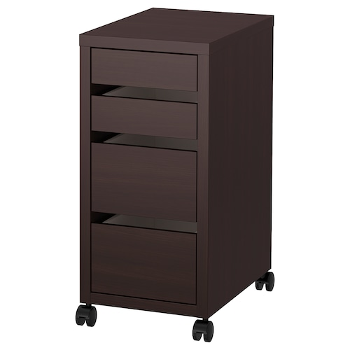 IKEA MICKE Drawer unit on castors