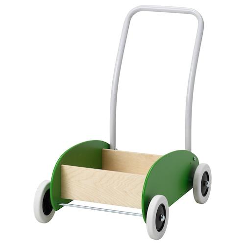 MULA toddle truck green/birch 40 cm 30 cm 46 cm