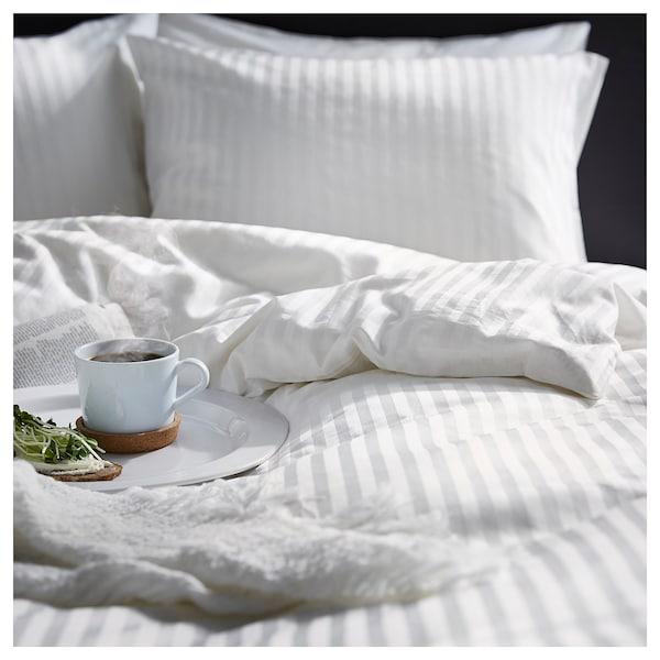 IKEA NATTJASMIN Quilt cover and pillowcase