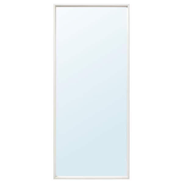 NISSEDAL mirror white 65 cm 150 cm