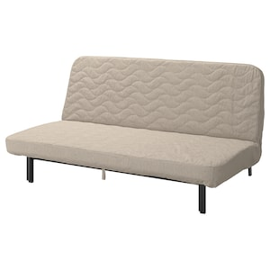 Cover: With foam mattress/hyllie beige.