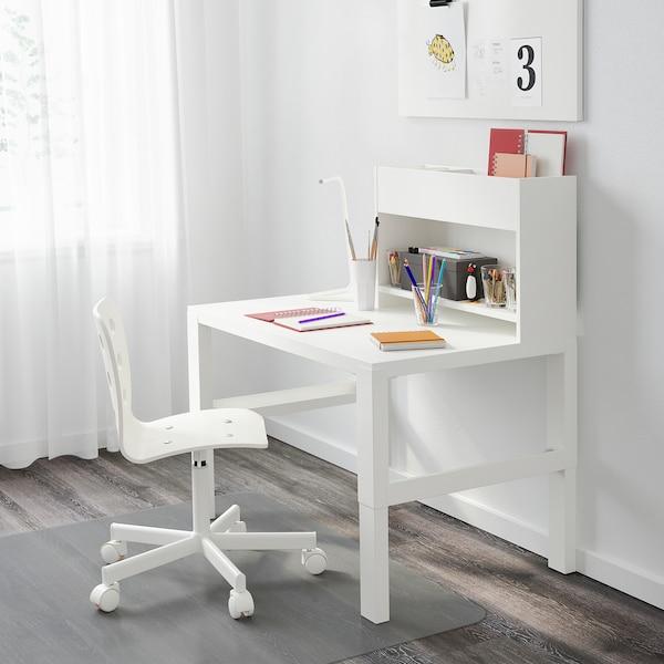 PÅHL desk with add-on unit white 96 cm 58 cm 98 cm 111 cm 50 kg