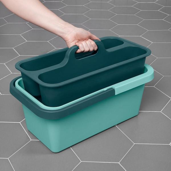 PEPPRIG Mop bucket with washboard