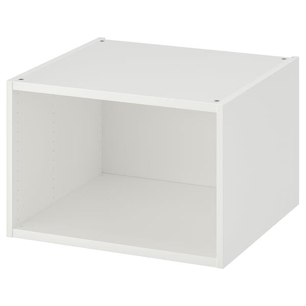 PLATSA frame white 60 cm 55 cm 40 cm