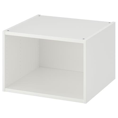 PLATSA Frame, white, 60x55x40 cm