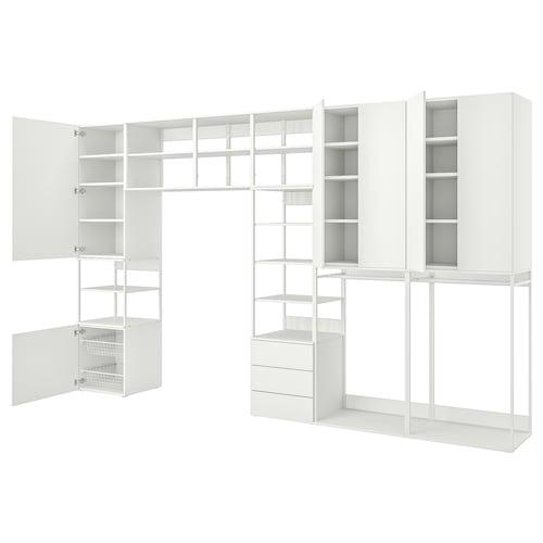 IKEA PLATSA Storage comb w 6 doors+3 drawers