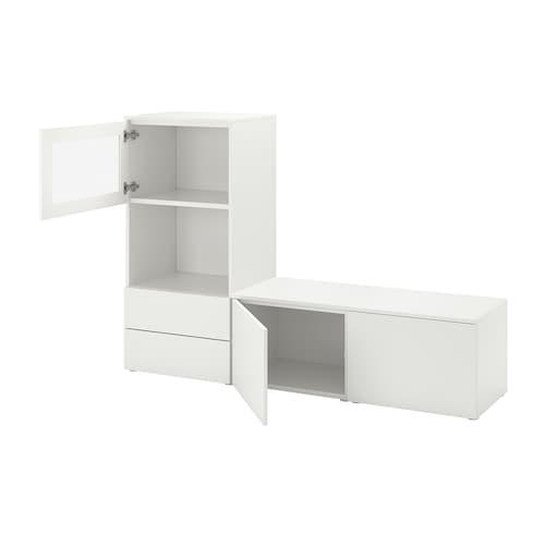 PLATSA storage combination 180 cm 42 cm 121 cm