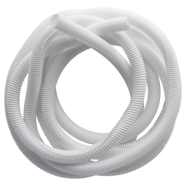 RABALDER cable tidy white 5 m