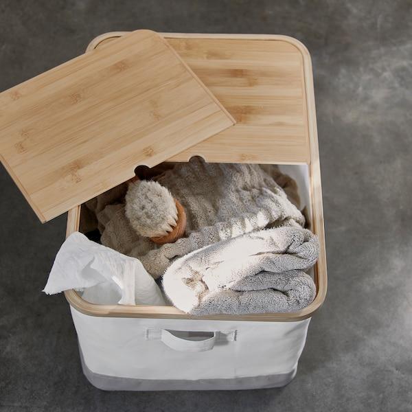 IKEA RABBLA Box with lid