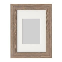 RAMSBORG frame, brown