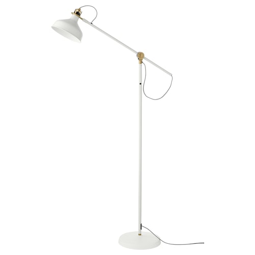 RANARP floor/reading lamp off-white 11 W 760 mm 280 mm 153 cm 185 cm