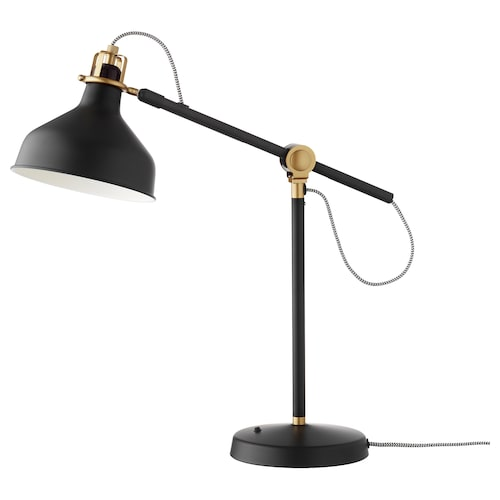 RANARP work lamp black 11 W 42 cm 19 cm 159 cm