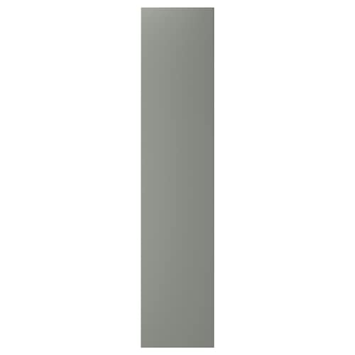 REINSVOLL door grey-green 49.5 cm 229.4 cm 236.4 cm 1.6 cm