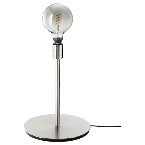 IKEA ROLLSBO / SKAFTET Table lamp with light bulb
