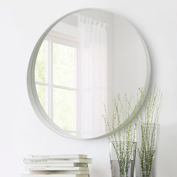 ROTSUND mirror white 10 cm 80 cm