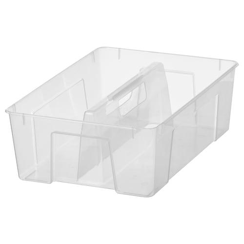 SAMLA insert for box 11/22 l transparent 37 cm 25 cm 12 cm
