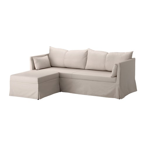 SANDBACKEN Corner Sofa Bed