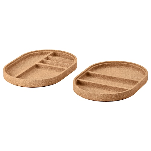 IKEA SAXBORGA Tray, set of 2