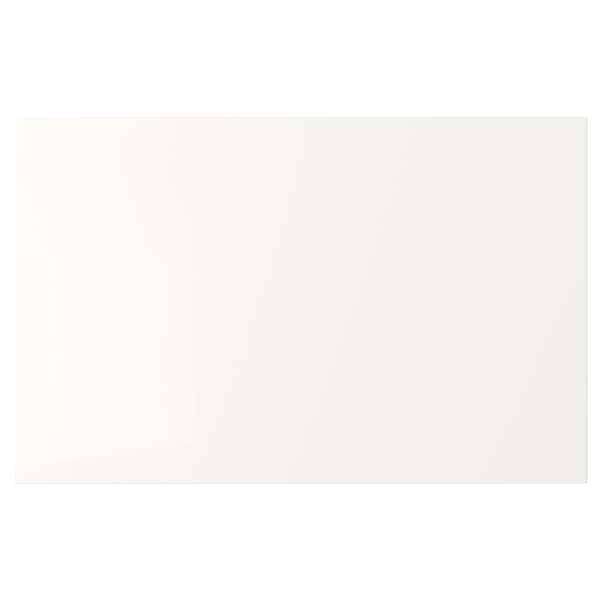 SELSVIKEN Door/drawer front, high-gloss white, 60x38 cm