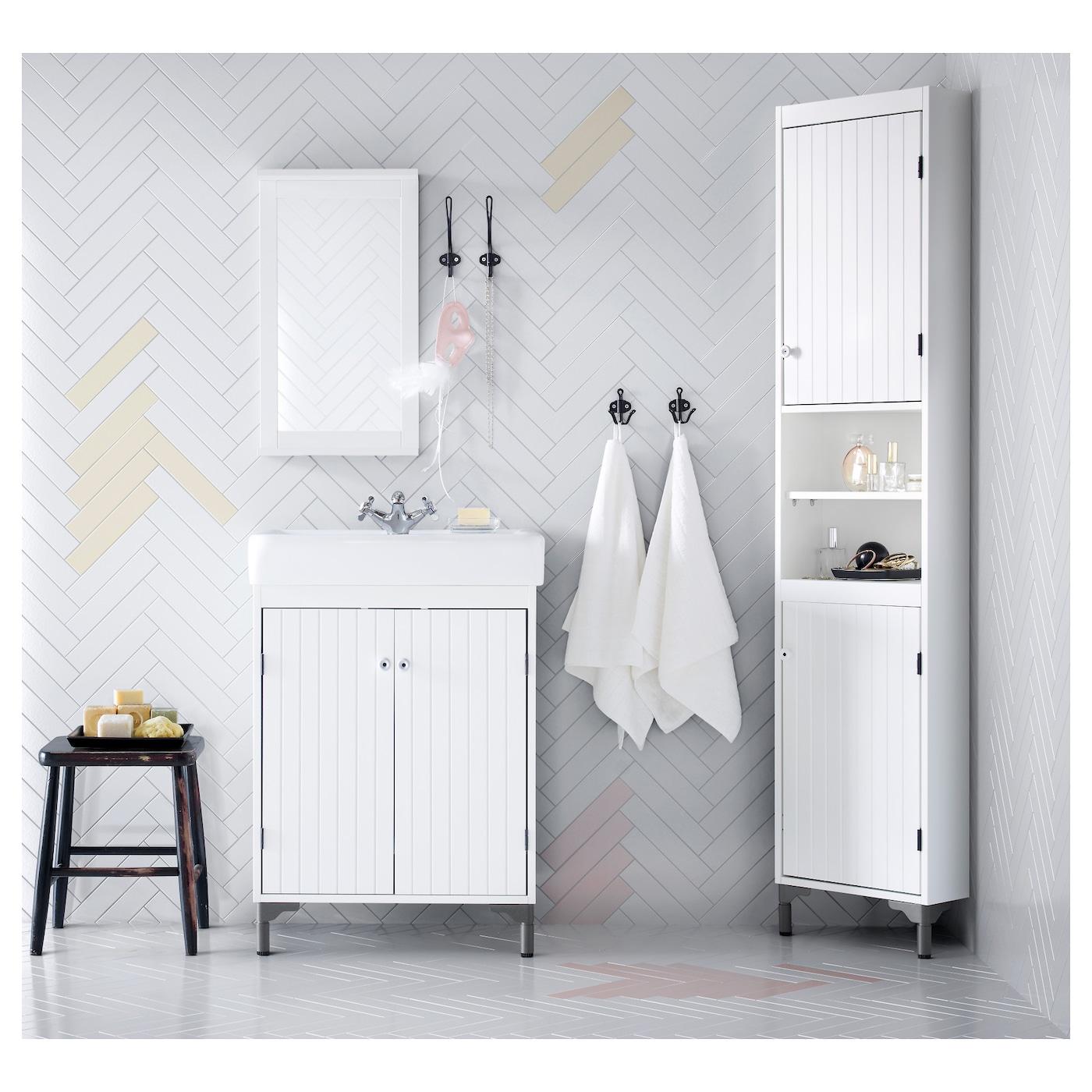 SilverÅn Corner Unit White Ikea
