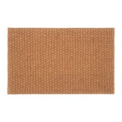 SINDAL door mat, natural