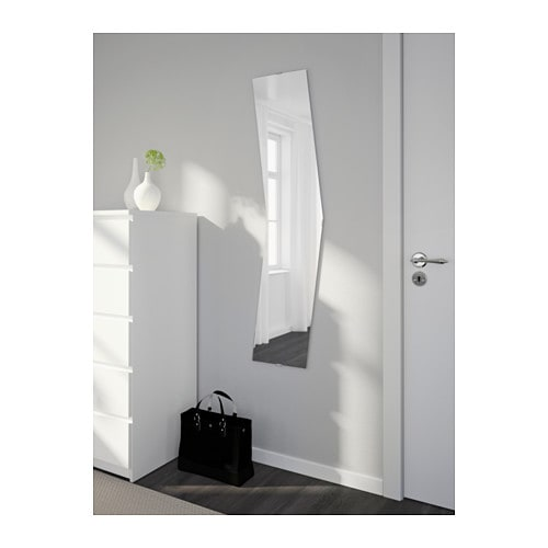 SKÅBU Mirror IKEA Go horizontal or vertical – it's easy to create your own patterns and combinations by using several mirrors together.