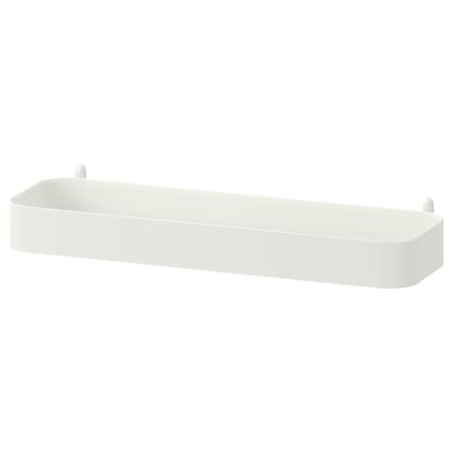 SKÅDIS Shelf, white