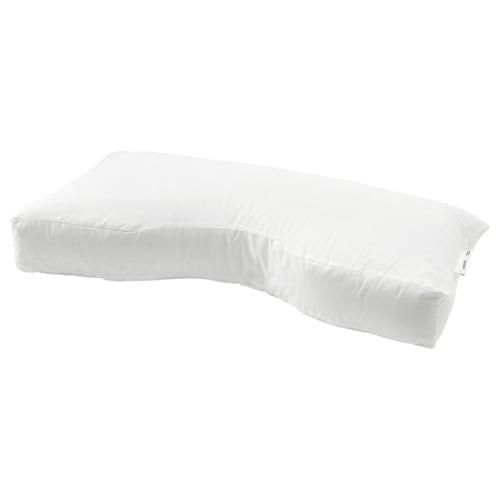 SKOGSLÖK ergonomic pillow, multi position 40 cm 75 cm 550 g 630 g