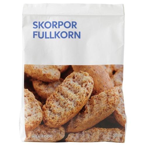 IKEA SKORPOR FULLKORN Wholegrain crisprolls