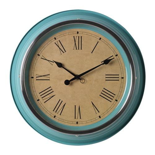 Skovel Wall Clock Ikea